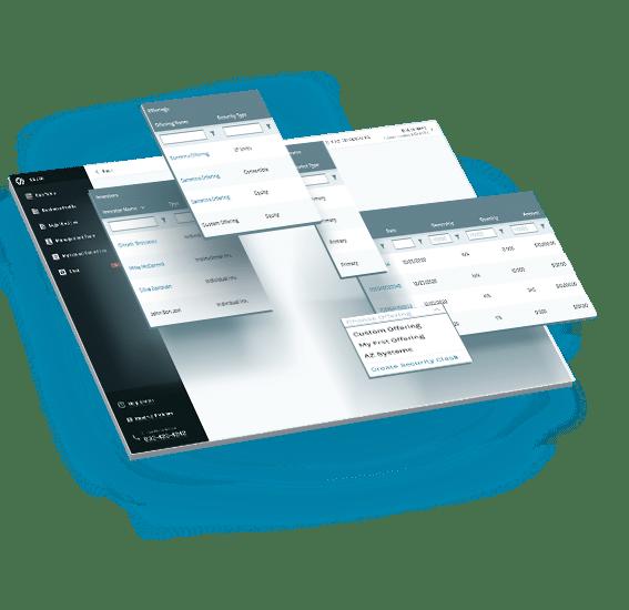 cap table management view
